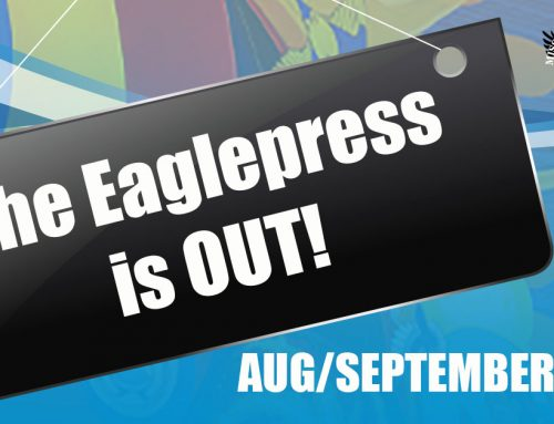 The 2020 August September Eaglepress is OUT!