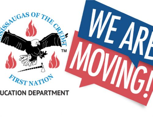 MCFN Education Department is Moving!