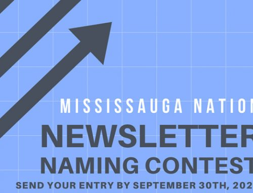 Mississauga Nation Newsletter Naming Contest