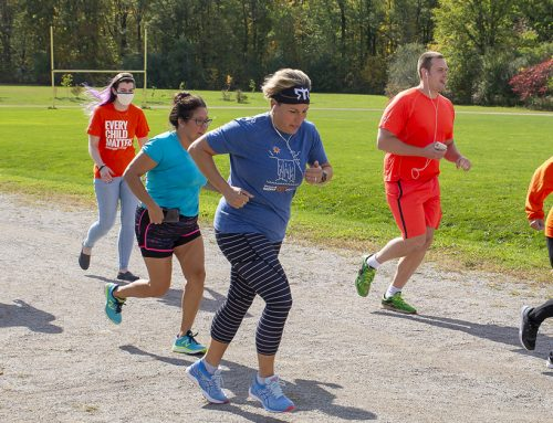 LSK Participates in the 2020 Virtual Terry Fox Run