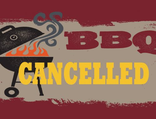 Public Works October Community Clean Up BBQ (Oct. 24) Cancelled