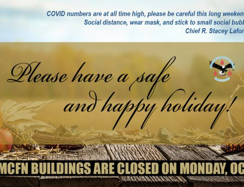 Have a Happy and Safe Holiday!