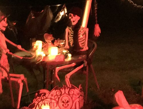Decorated for Hallowe'en Winners Announced