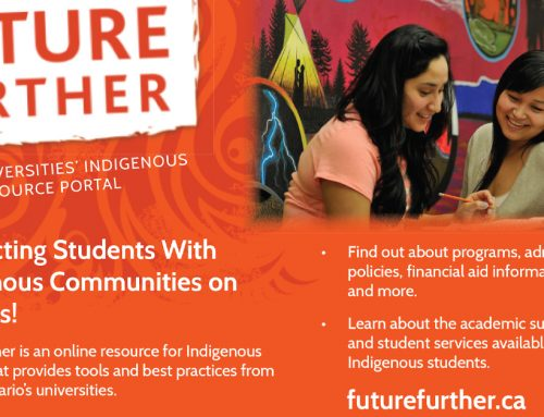 Future Further: Connecting Students with Indigenous Communities on Campus