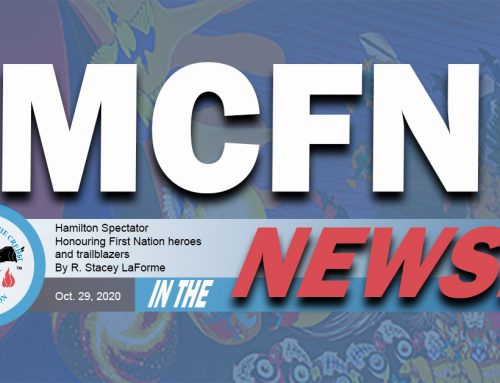 In the News:  Honouring First Nation heroes and trailblazers