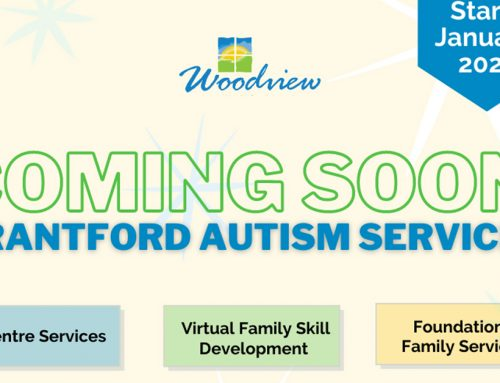 Brantford Autism Services is starting January 2021!