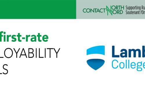 Enrol in Lambton College's FREE Employability Preparation Skills Mini-Courses