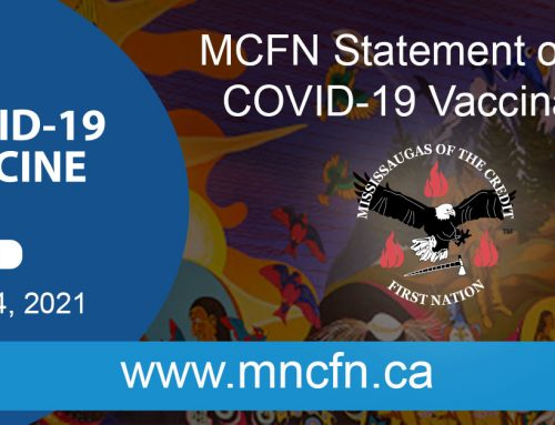 MCFN Statement on the COVID-19 Vaccination